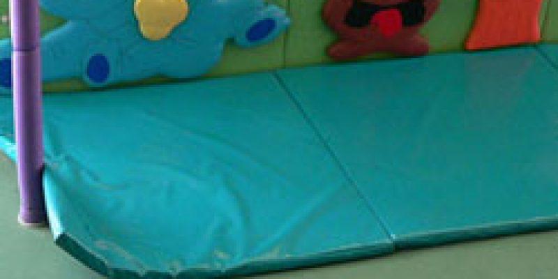 Напольные покрытия в детских заведениях