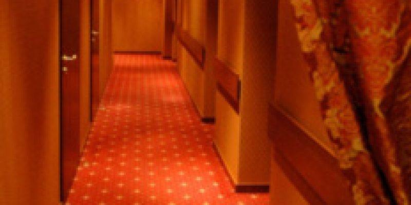 Напольные покрытия для гостиниц